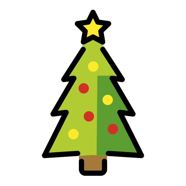 A Christmas tree that's difficult to beat